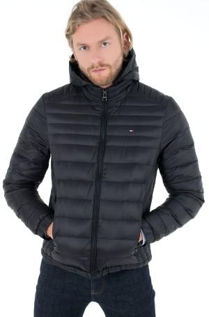 Jacket PACKABLE DOWN HOODED JACKET-1