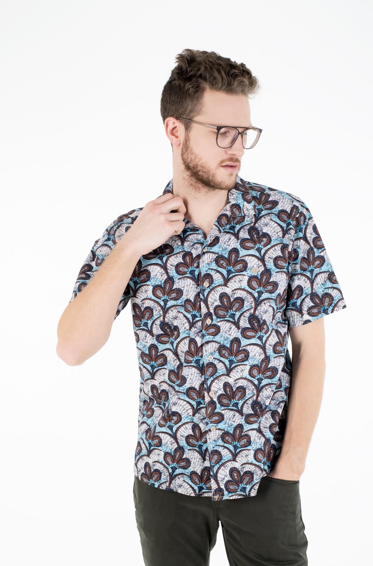 Marškiniai su trumpomis rankovėmis M1RI28 J1311-full-1