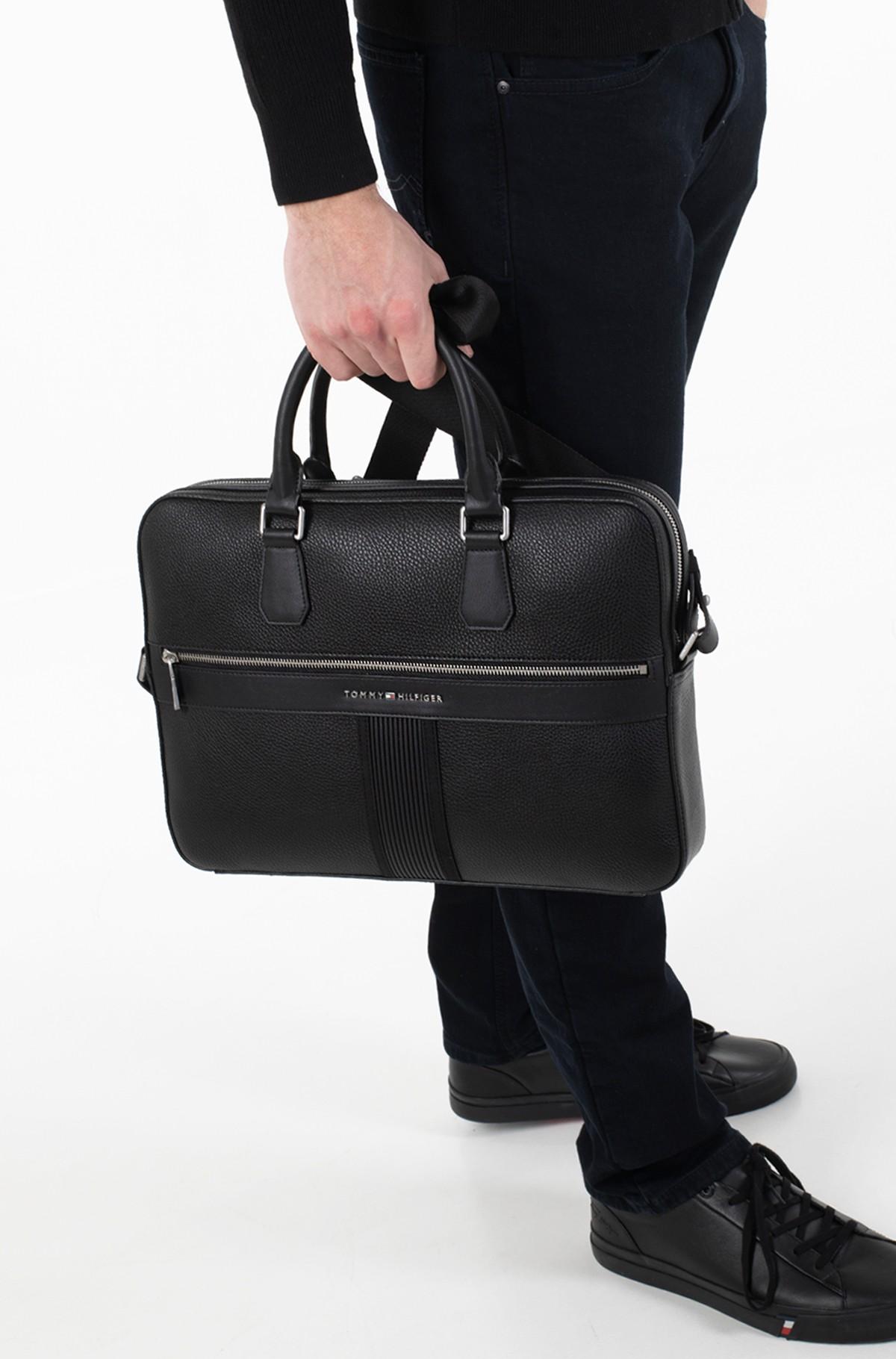 Kompiuterio krepšys  TH DOWNTOWN SLIM COMPUTER BAG-full-1