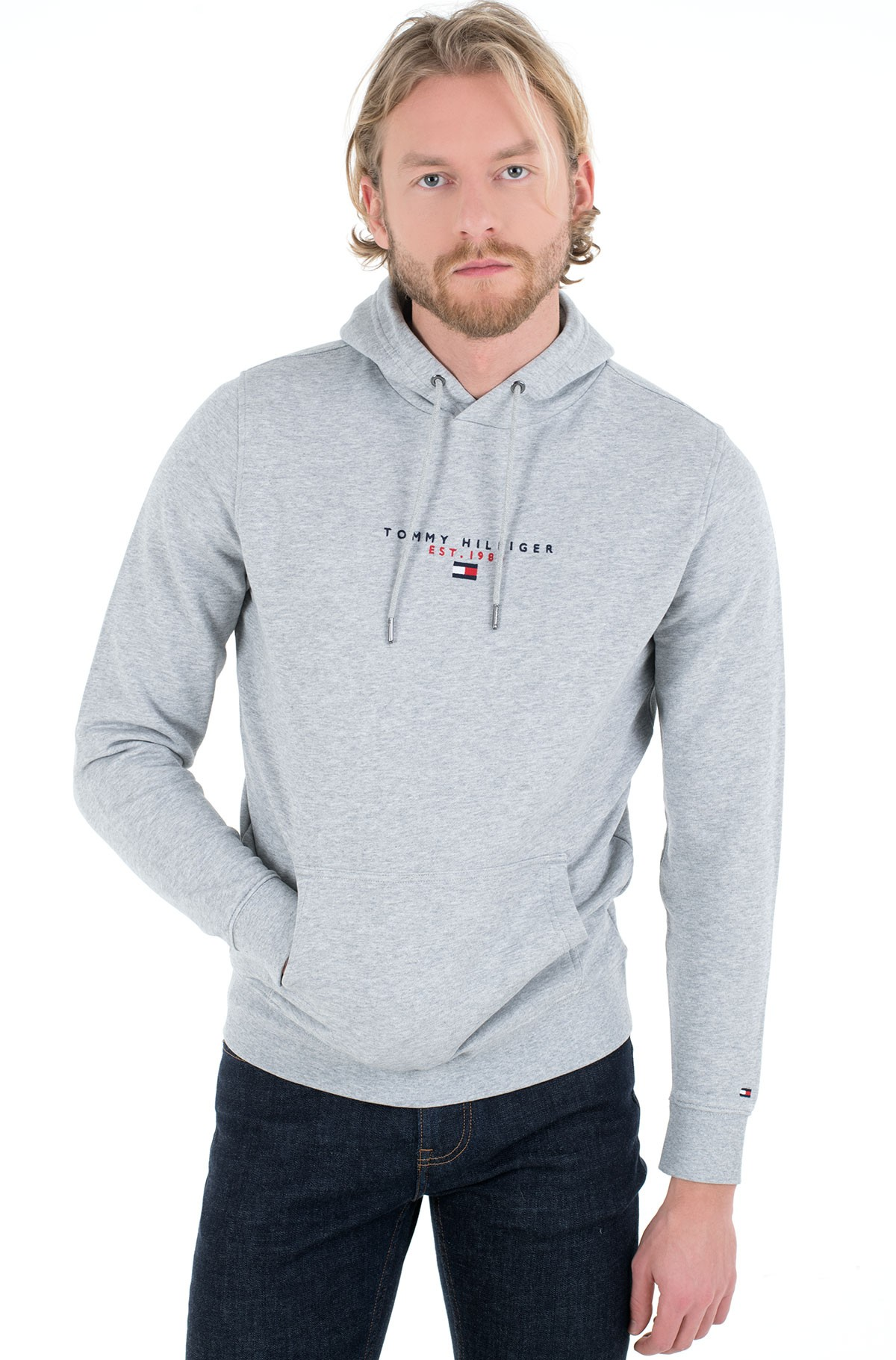 Sporta džemperis ESSENTIAL TOMMY HOODY-full-1