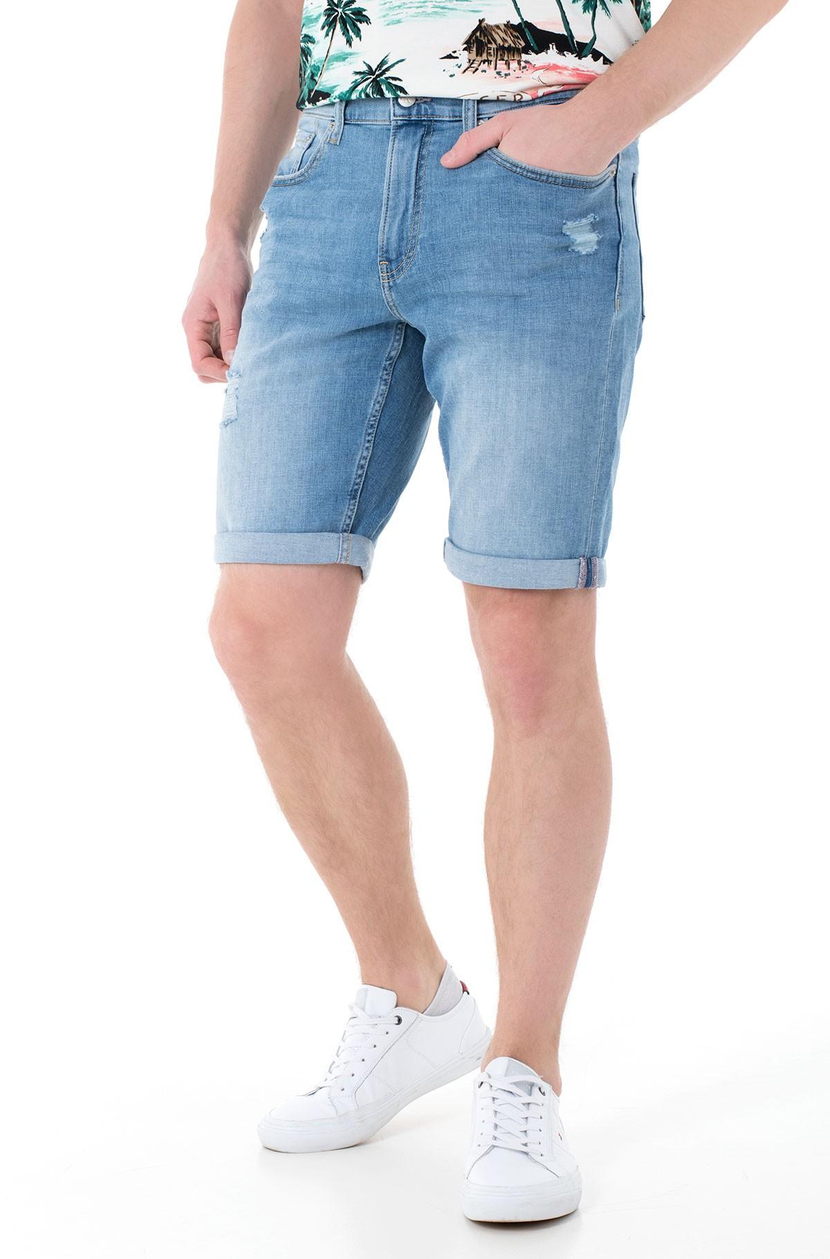 Lühikesed teksapüksid SLIM SHORT J30J317749-full-1