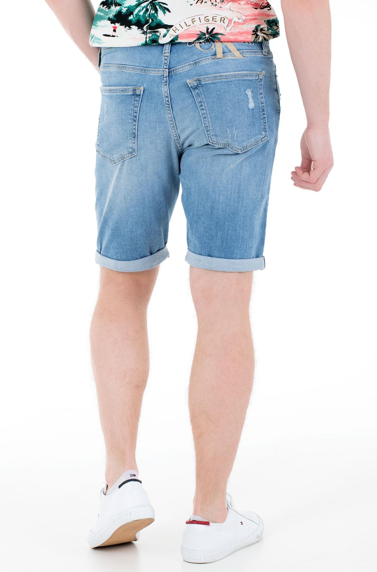 Lühikesed teksapüksid SLIM SHORT J30J317749-full-2