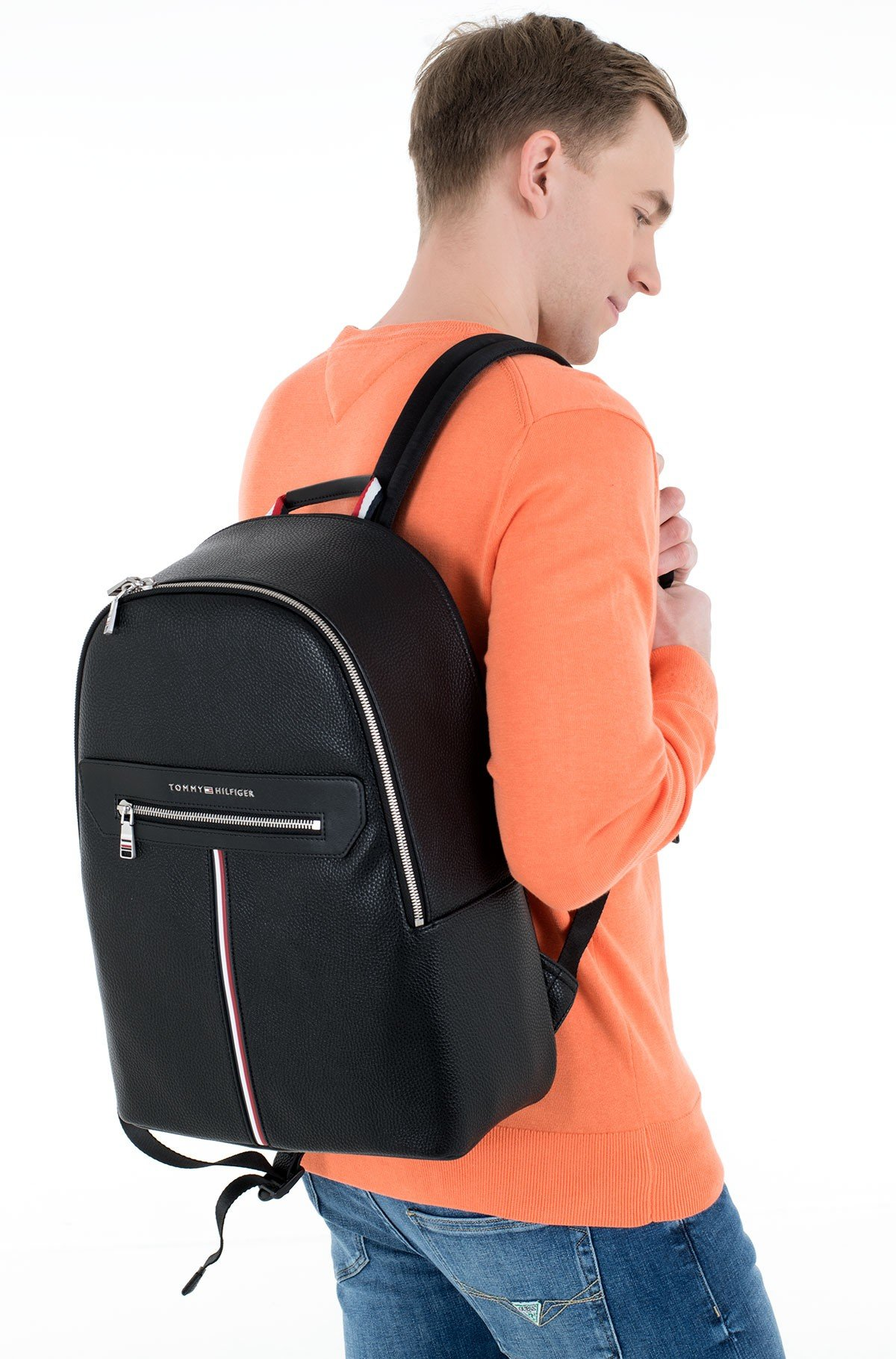 Kuprinė TH DOWNTOWN BACKPACK AM0AM07217-full-1