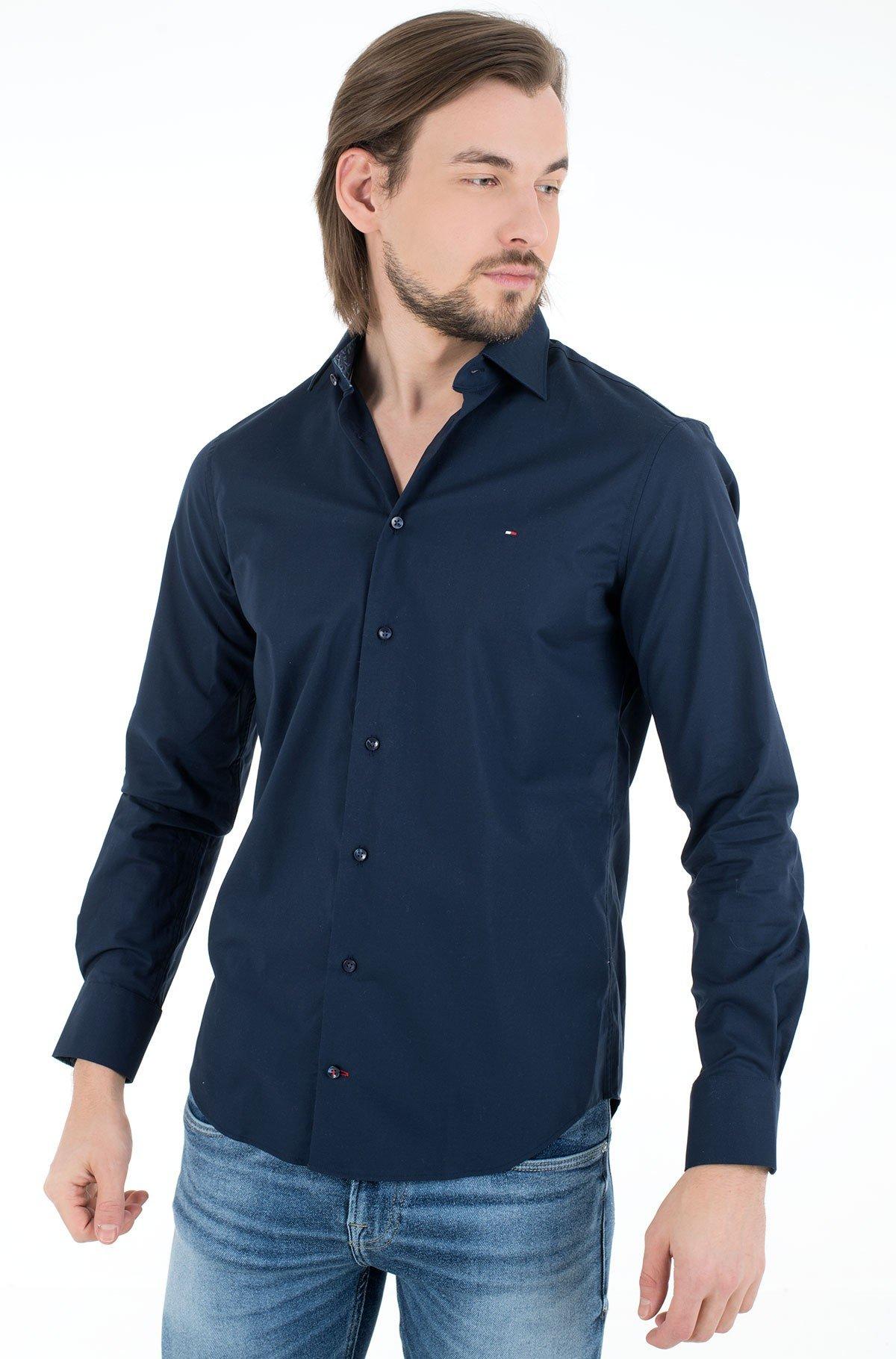Marškiniai PLAIN REG SHIRT-full-1