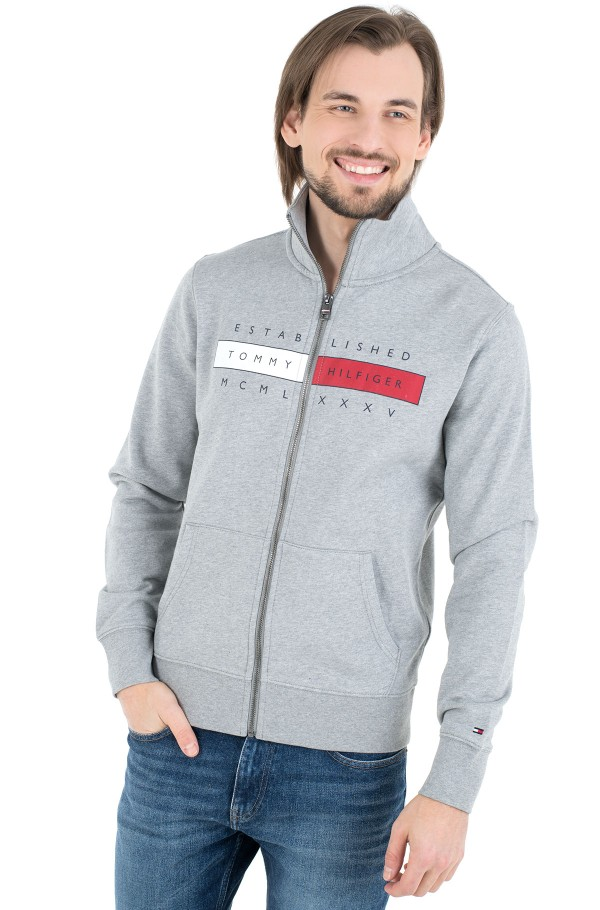 GLOBAL HILFIGER ZIP THROUGH