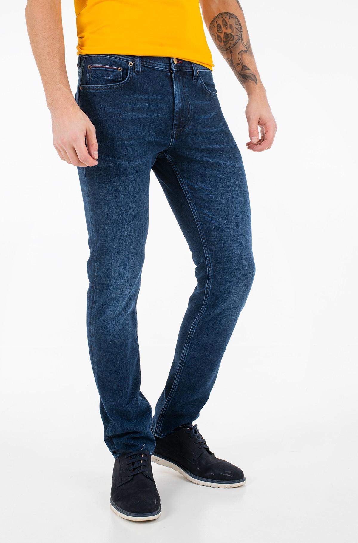Jeans CORE STRAIGHT DENTON BRIDGER IND-full-1
