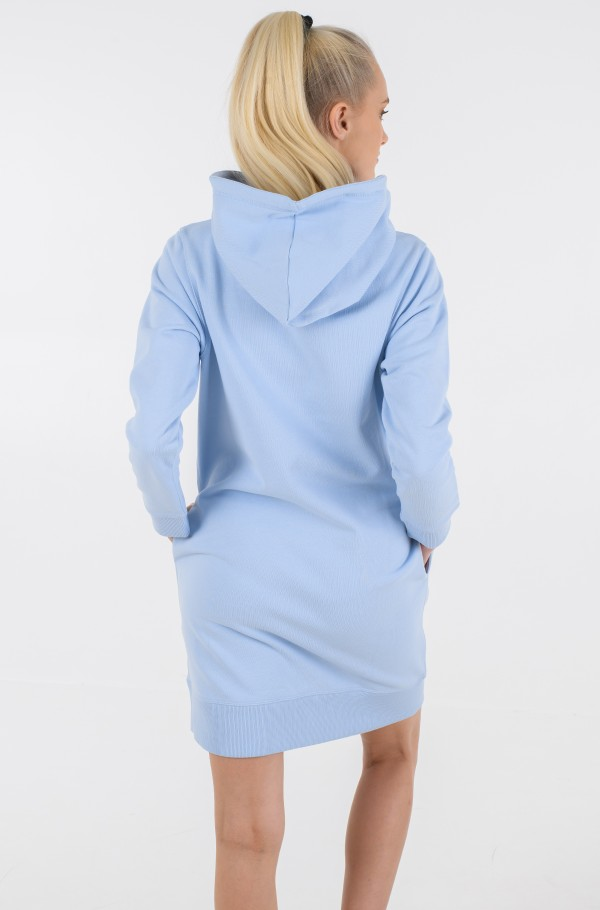 T BOX HOODIE SHORT DRESS-hover