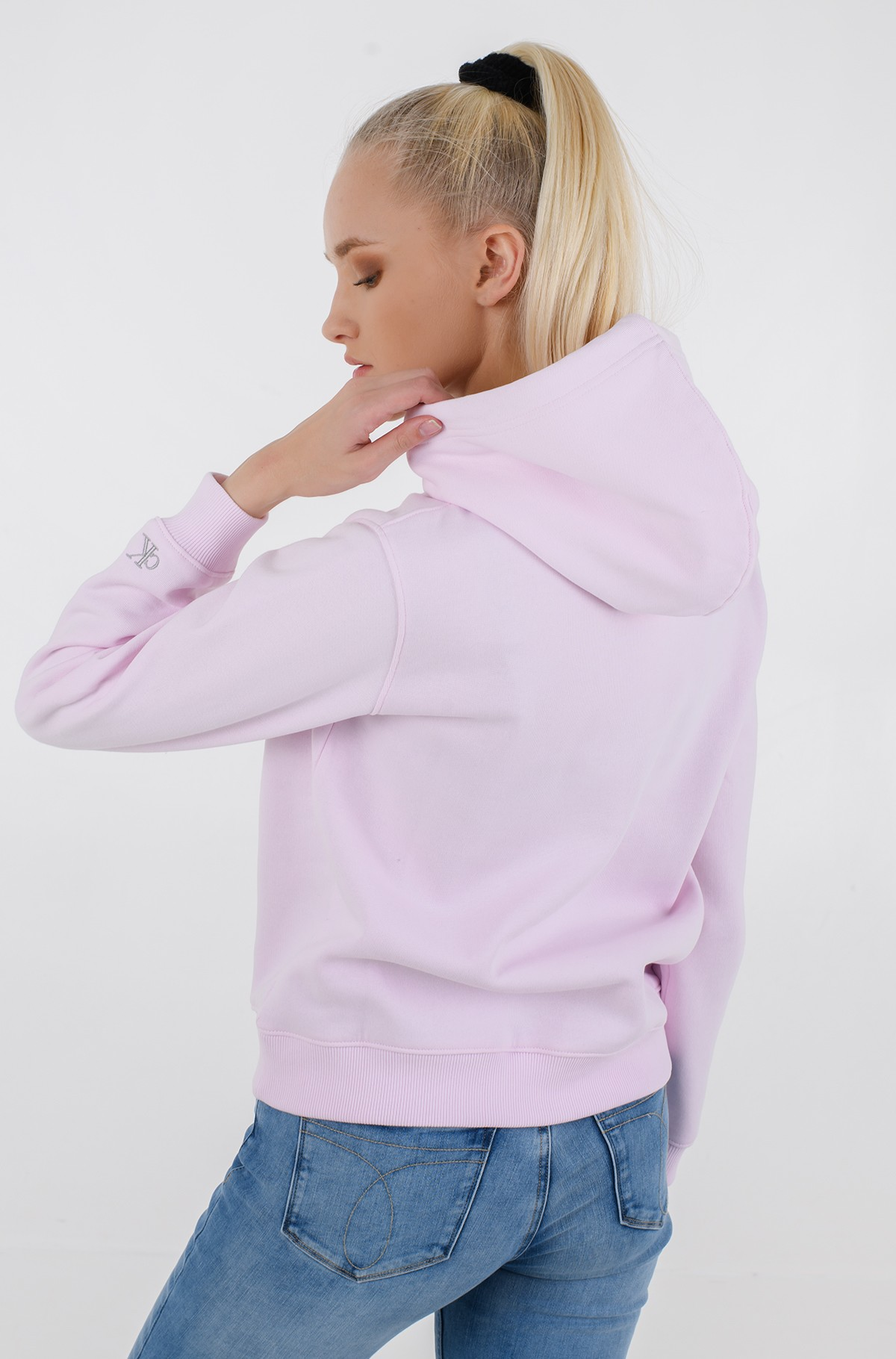 Sporta džemperis MONOGRAM LOGO HOODIE -full-2