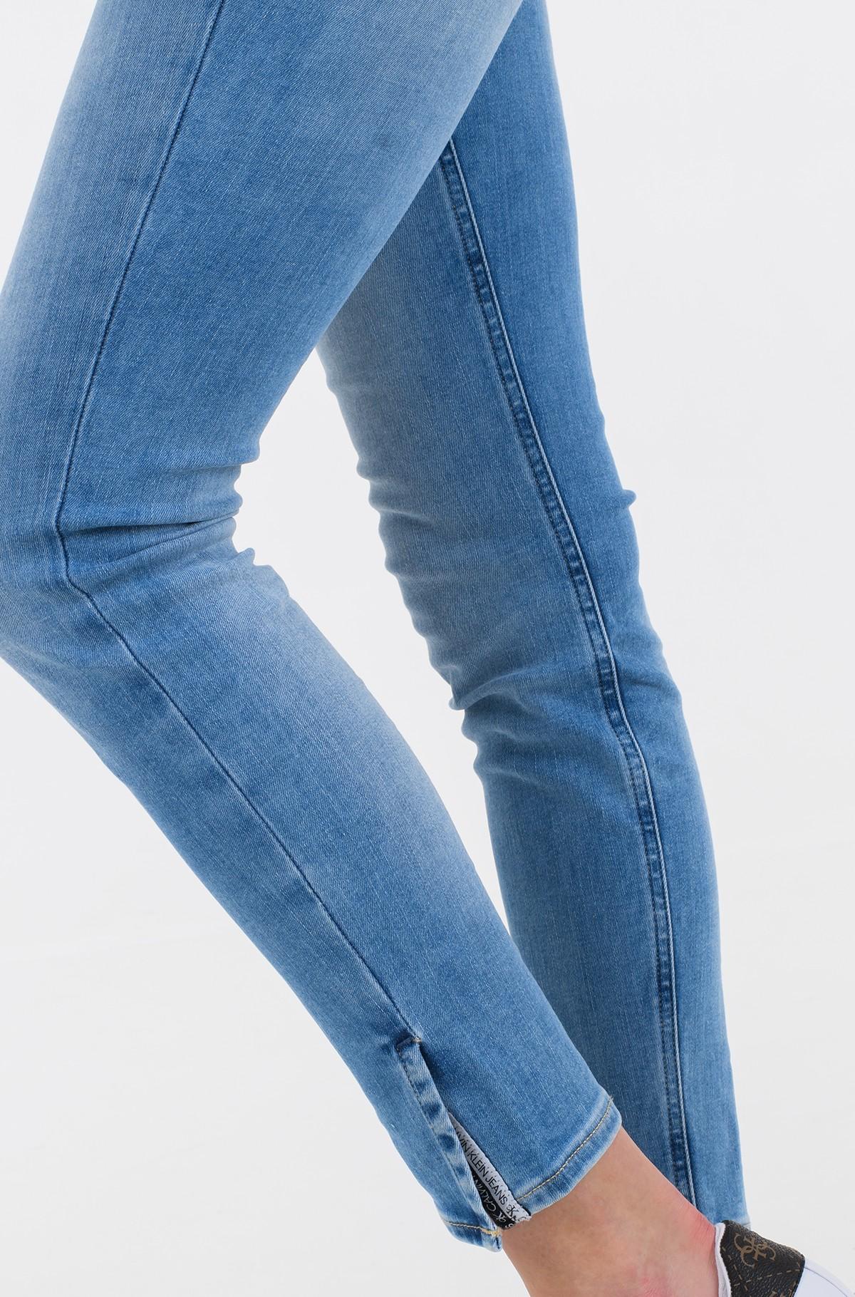 Džinsinės kelnės MID RISE SKINNY ANKLE J20J215401 -full-2