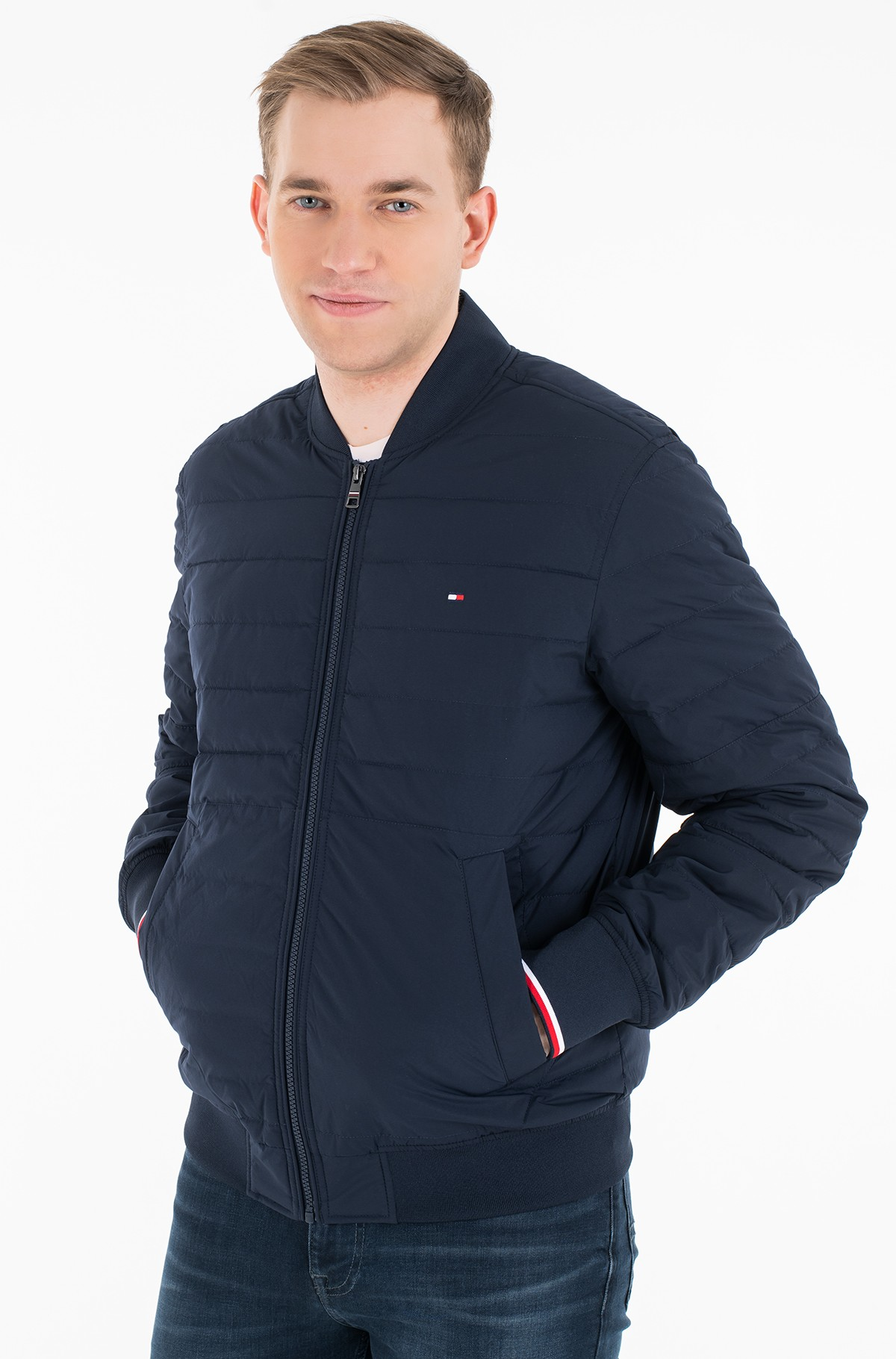 Jaka FLEX PADDED BOMBER-full-1