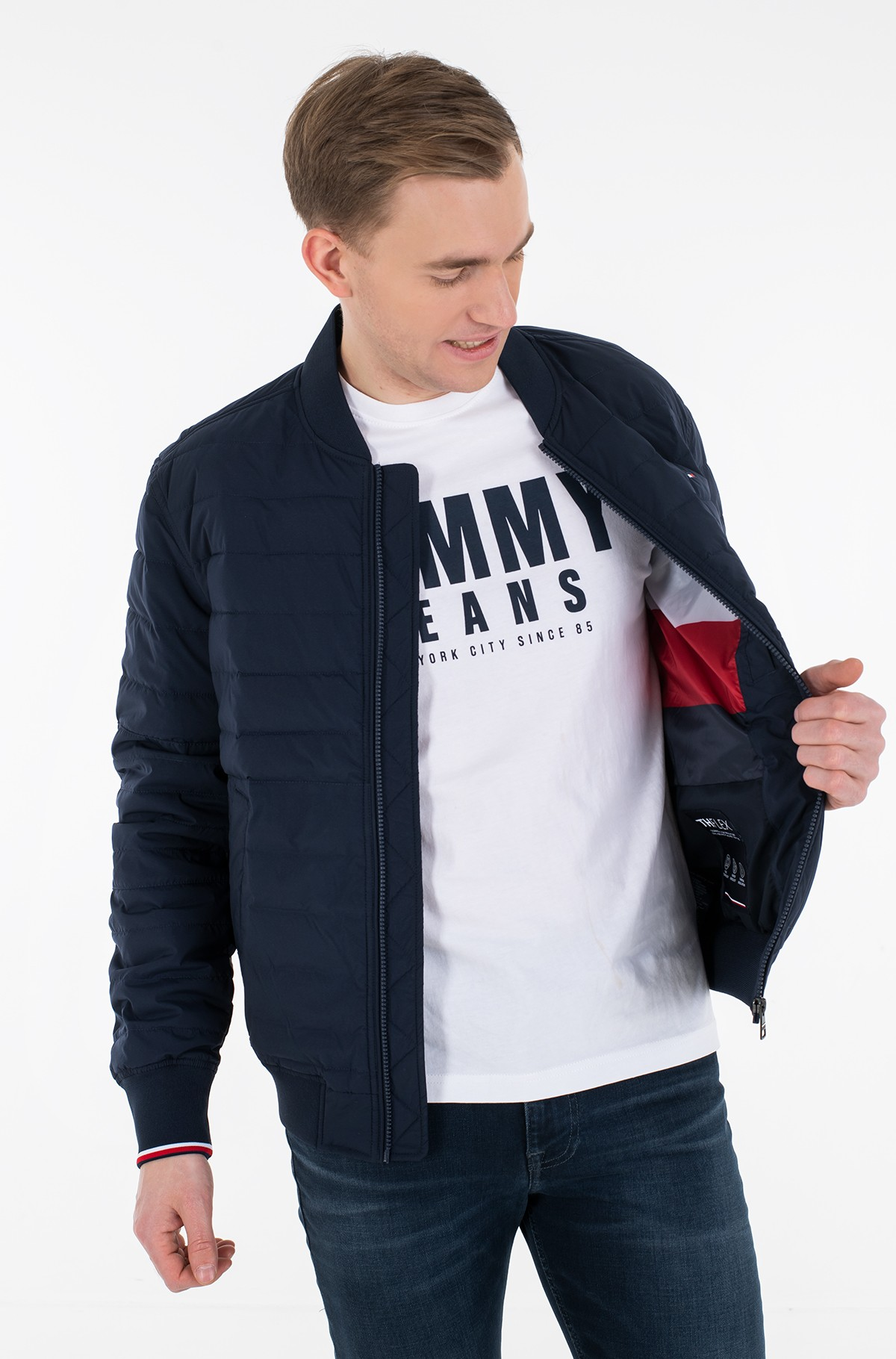 Jaka FLEX PADDED BOMBER-full-2