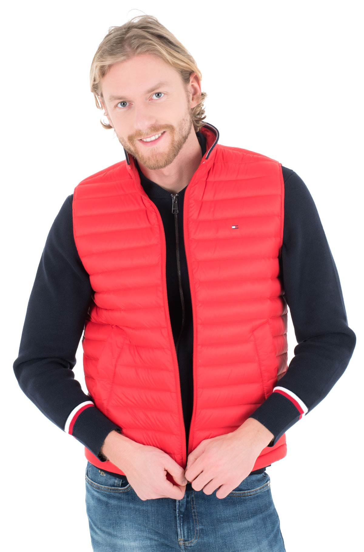 Sulevest PACKABLE DOWN VEST-full-1