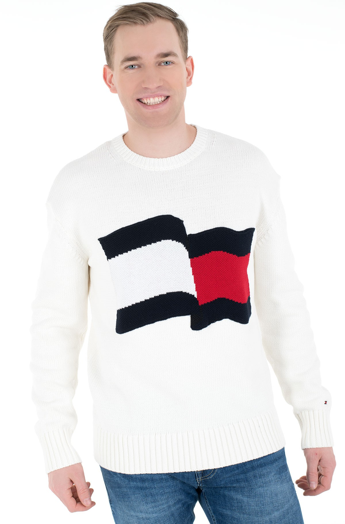 Sweater BIG GRAPHIC SWEATER-full-1