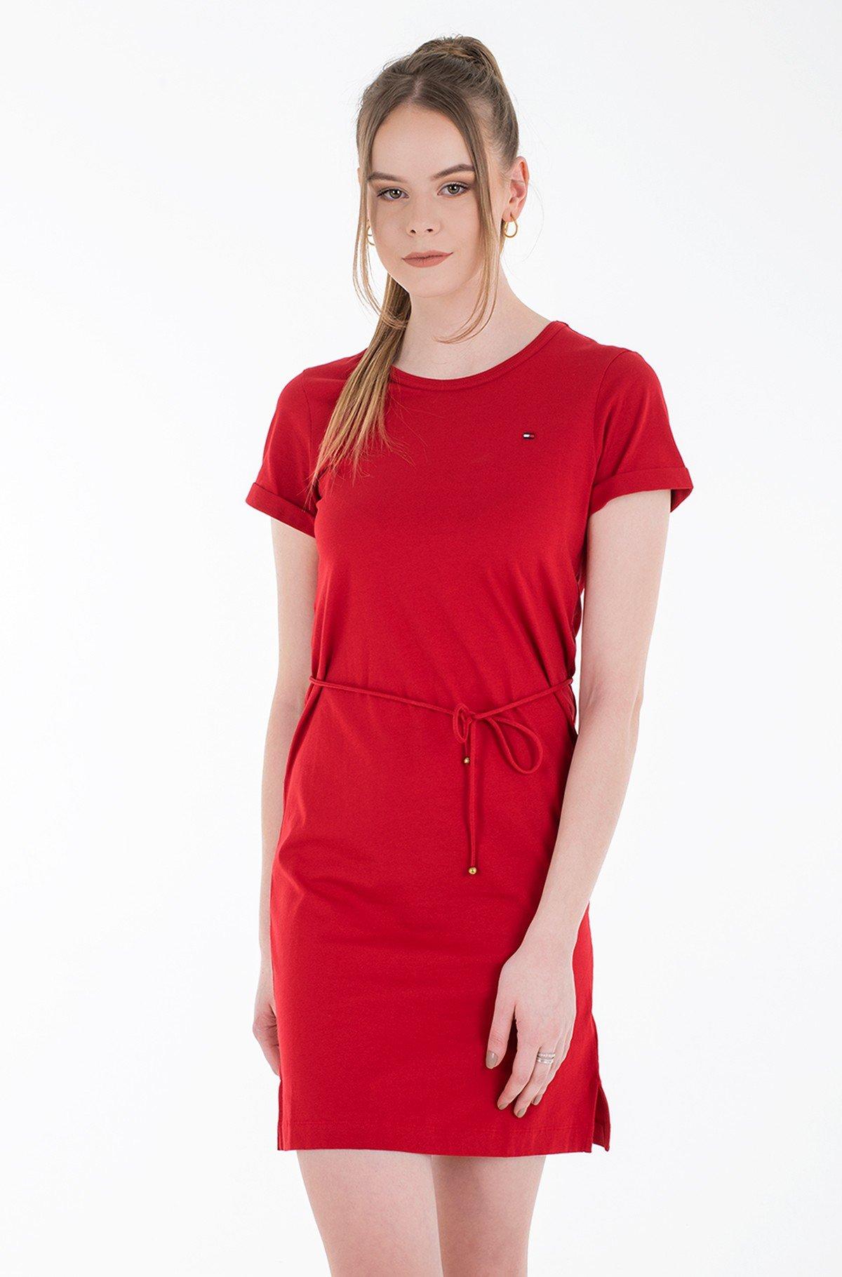 Kleit ANGELA REGULAR C-NK DRESS SS-full-1