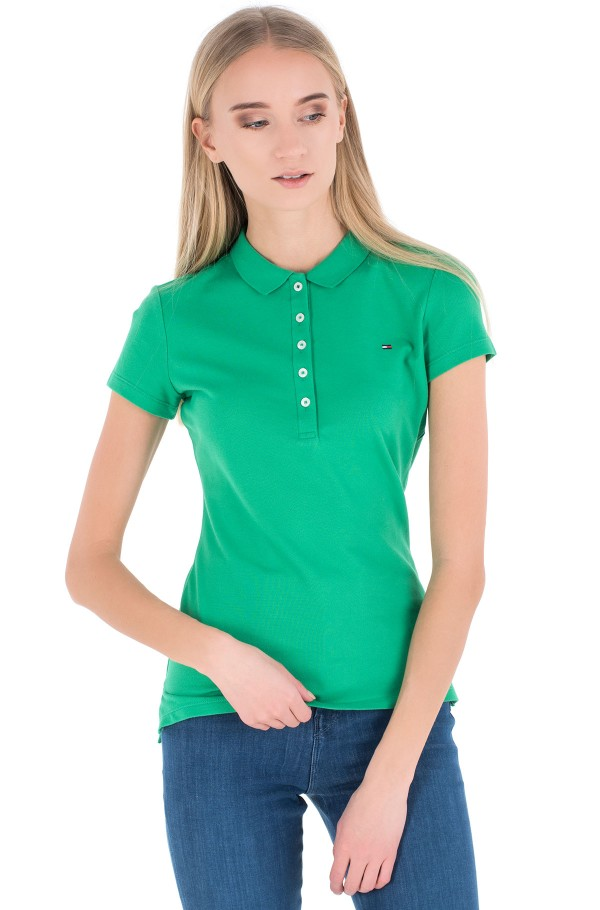 SHORT SLEEVE SLIM POLO