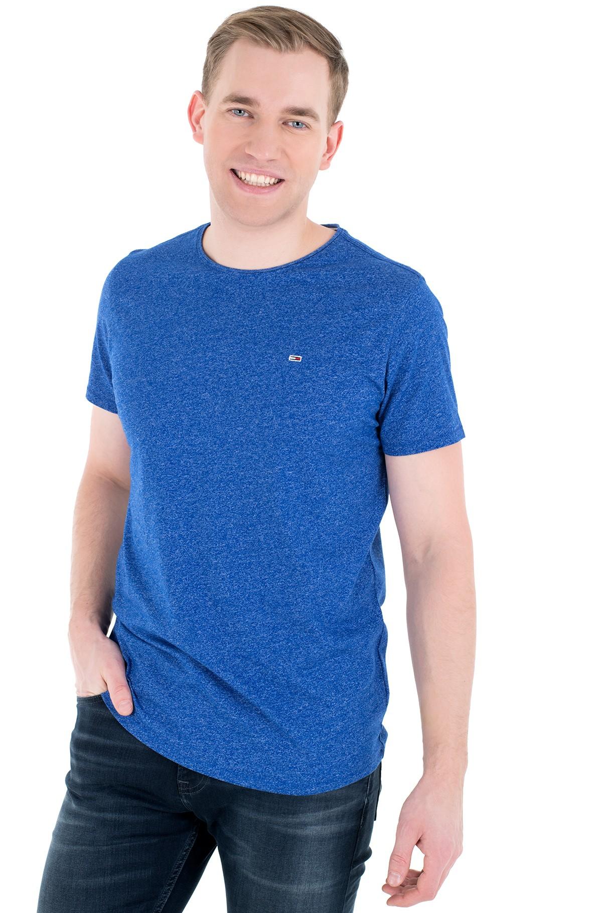 T-shirt TJM SLIM JASPE C NECK-full-1
