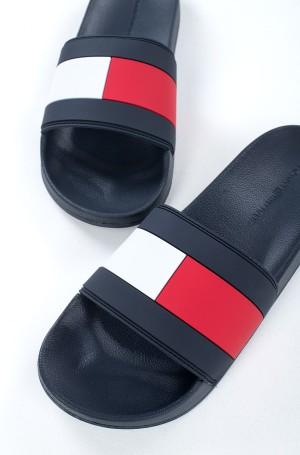 Flip-flops ESSENTIAL FLAG POOL SLIDE-3
