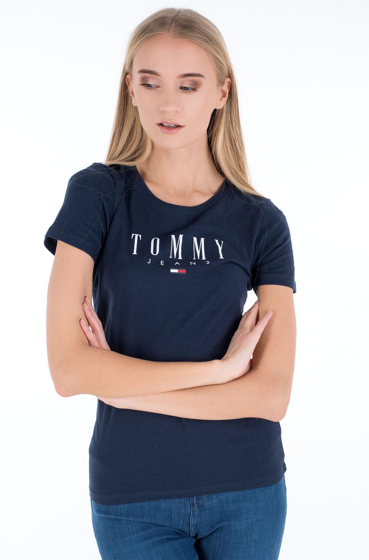 T-särk TJW ESSENTIAL SKINNY LOGO TEE-full-1