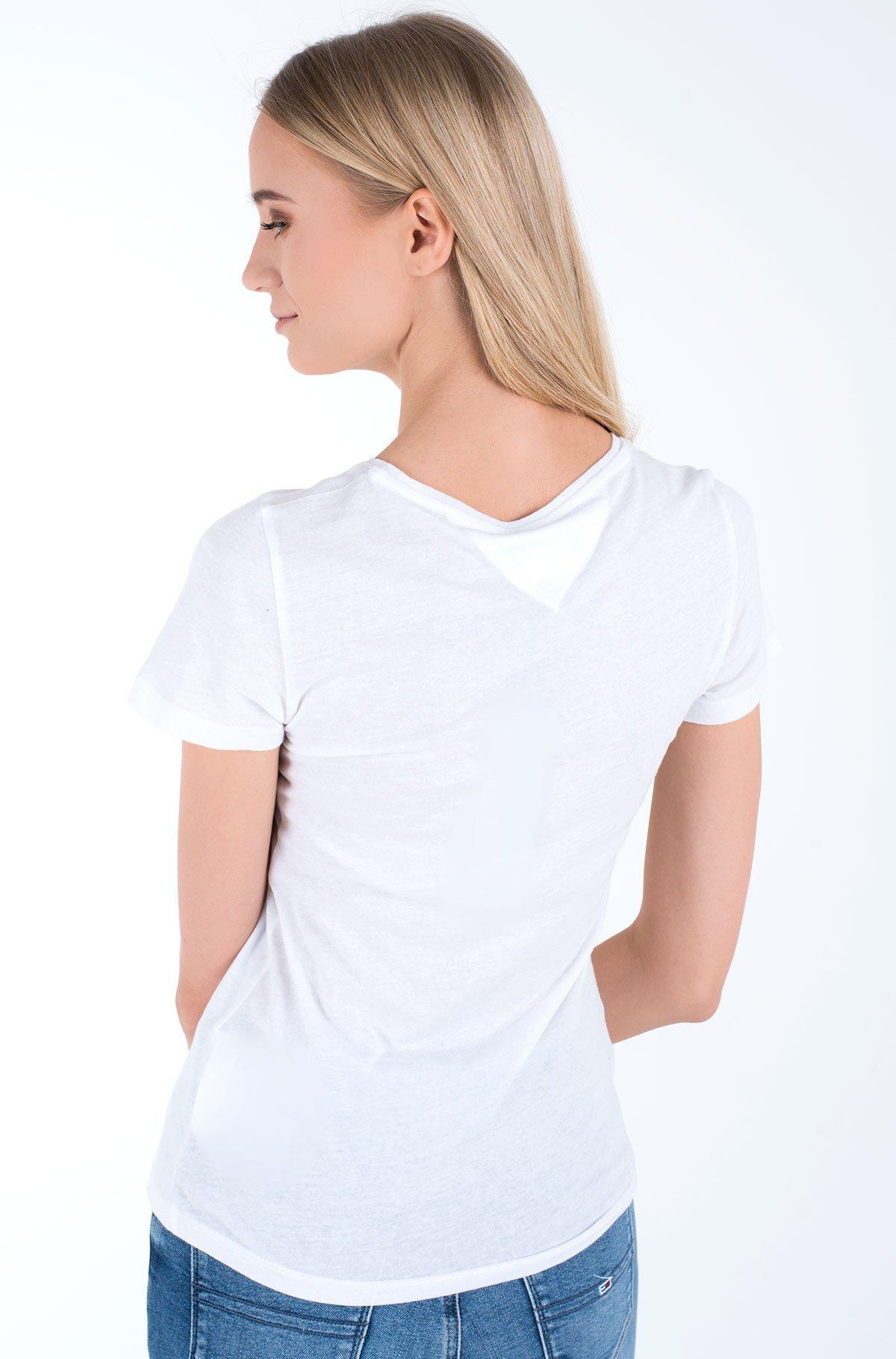 T-krekls TJW ESSENTIAL SKINNY LOGO TEE-full-2