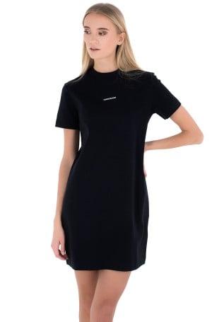 Kleit MICRO BRANDING T-SHIRT DRESS-1