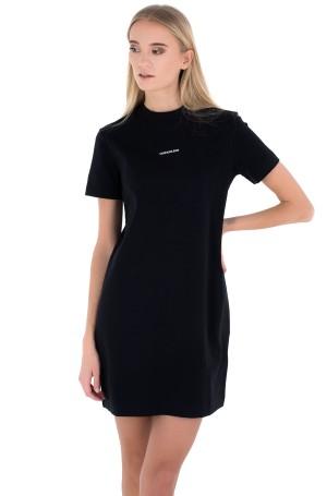 Kleita MICRO BRANDING T-SHIRT DRESS-1