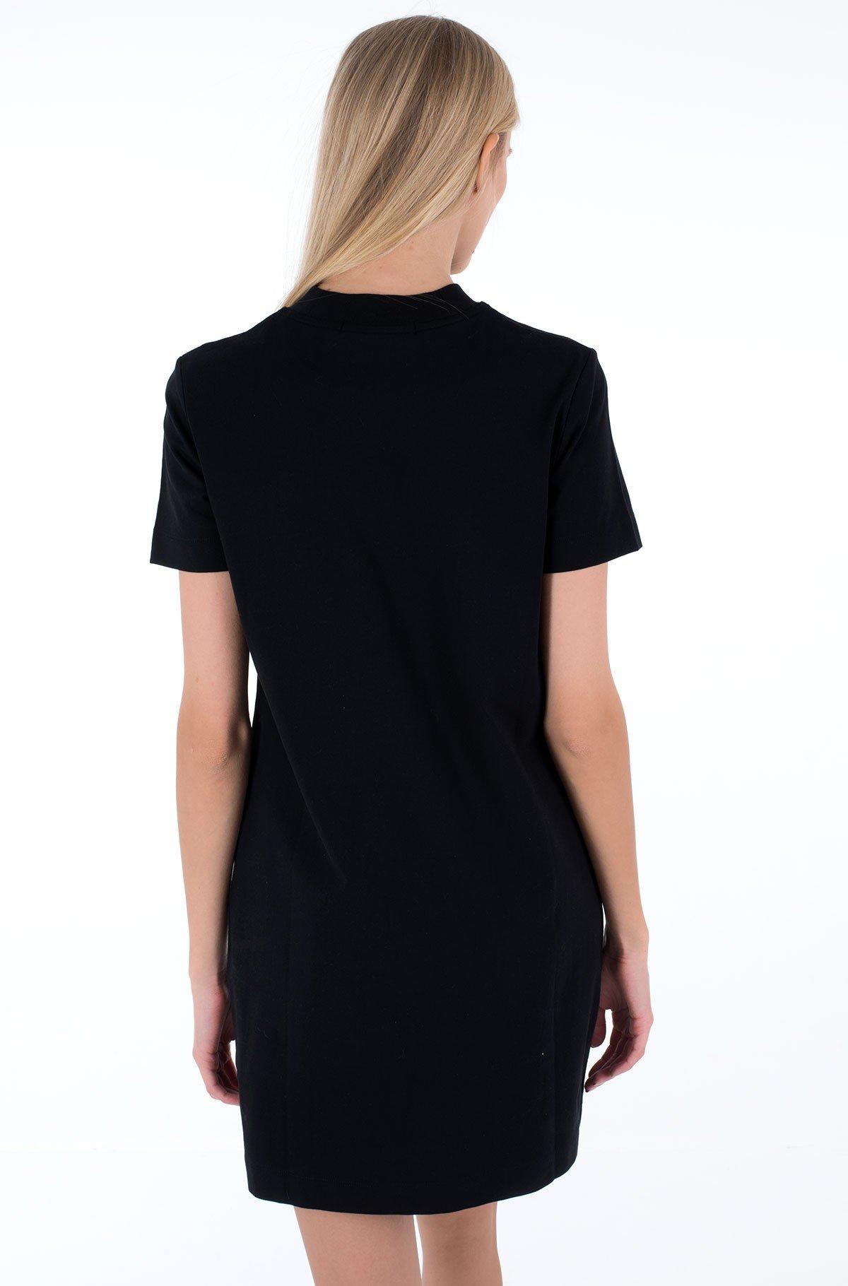 Kleita MICRO BRANDING T-SHIRT DRESS-full-2