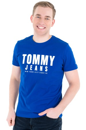 T-shirt TJM CENTER CHEST TOMMY GRAPHIC-1