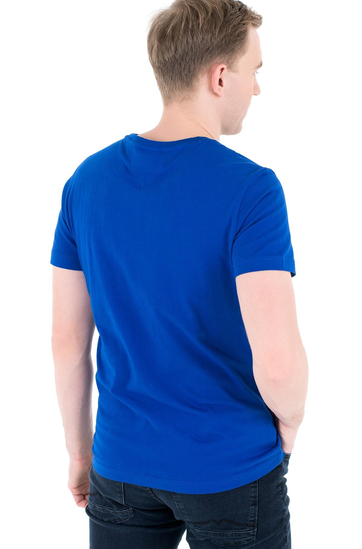 T-shirt TJM CENTER CHEST TOMMY GRAPHIC-full-2
