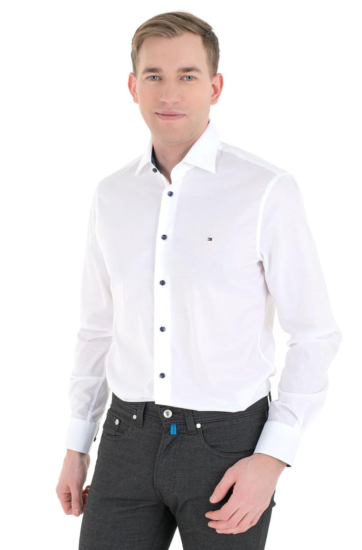 Shirt PLAIN REG SHIRT-full-1