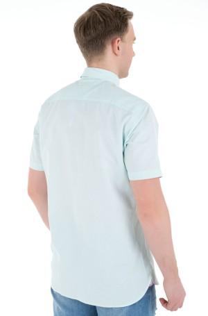 Short sleeve shirt GRID DOBBY SHIRT S/S-3