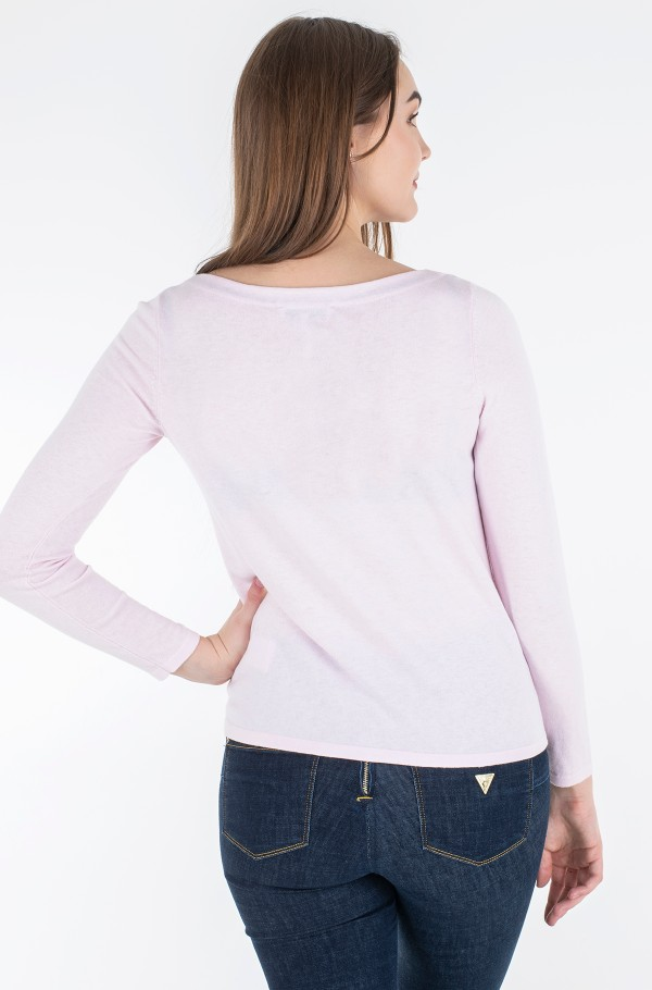 SOFT COTTON BOAT-NK SWT LS-hover