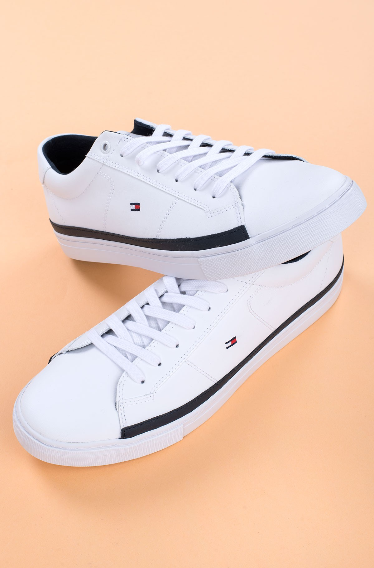 Casual shoes ESSENTIAL LEATHER SNEAKER-full-2