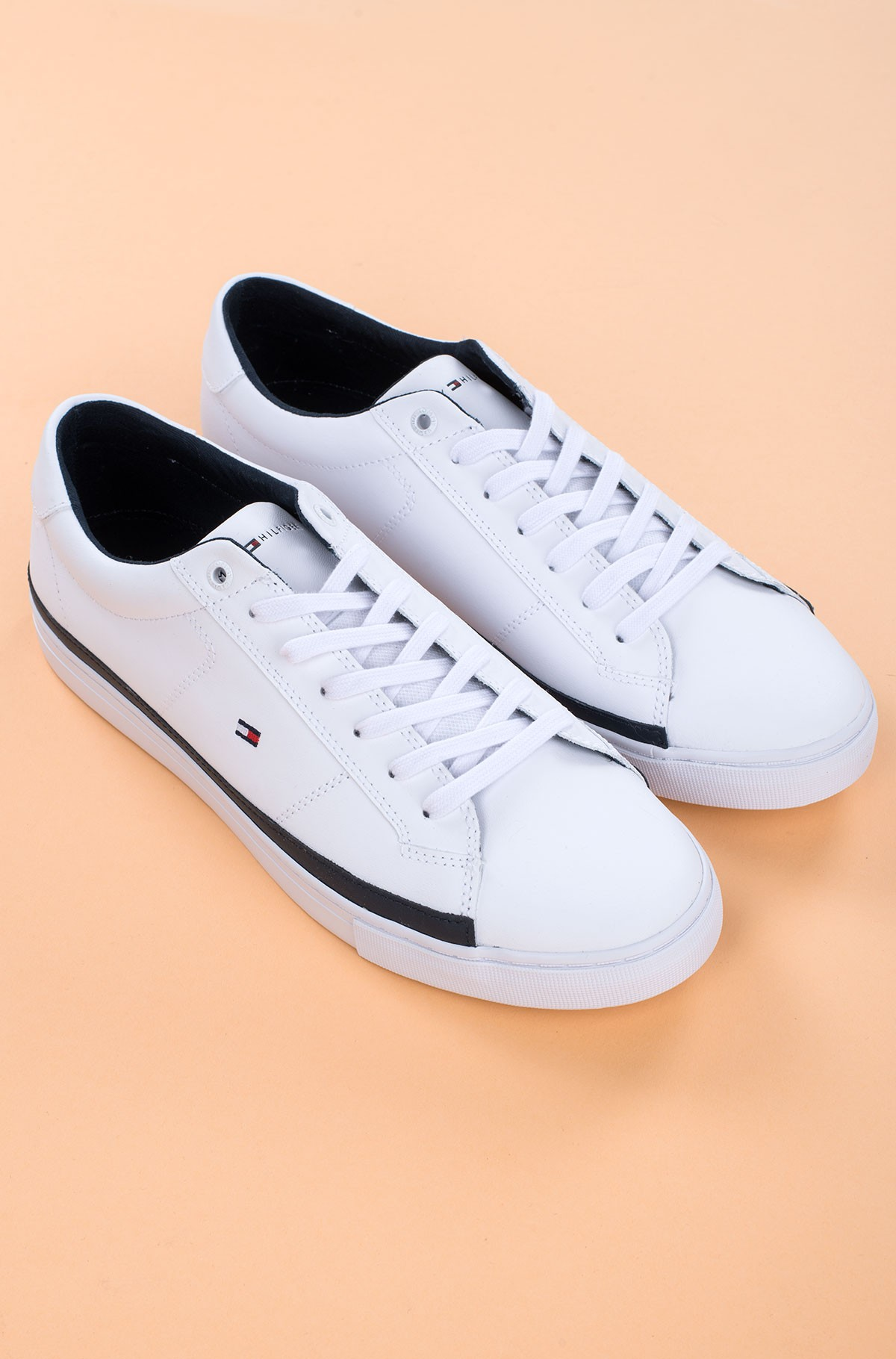 Casual shoes ESSENTIAL LEATHER SNEAKER-full-1
