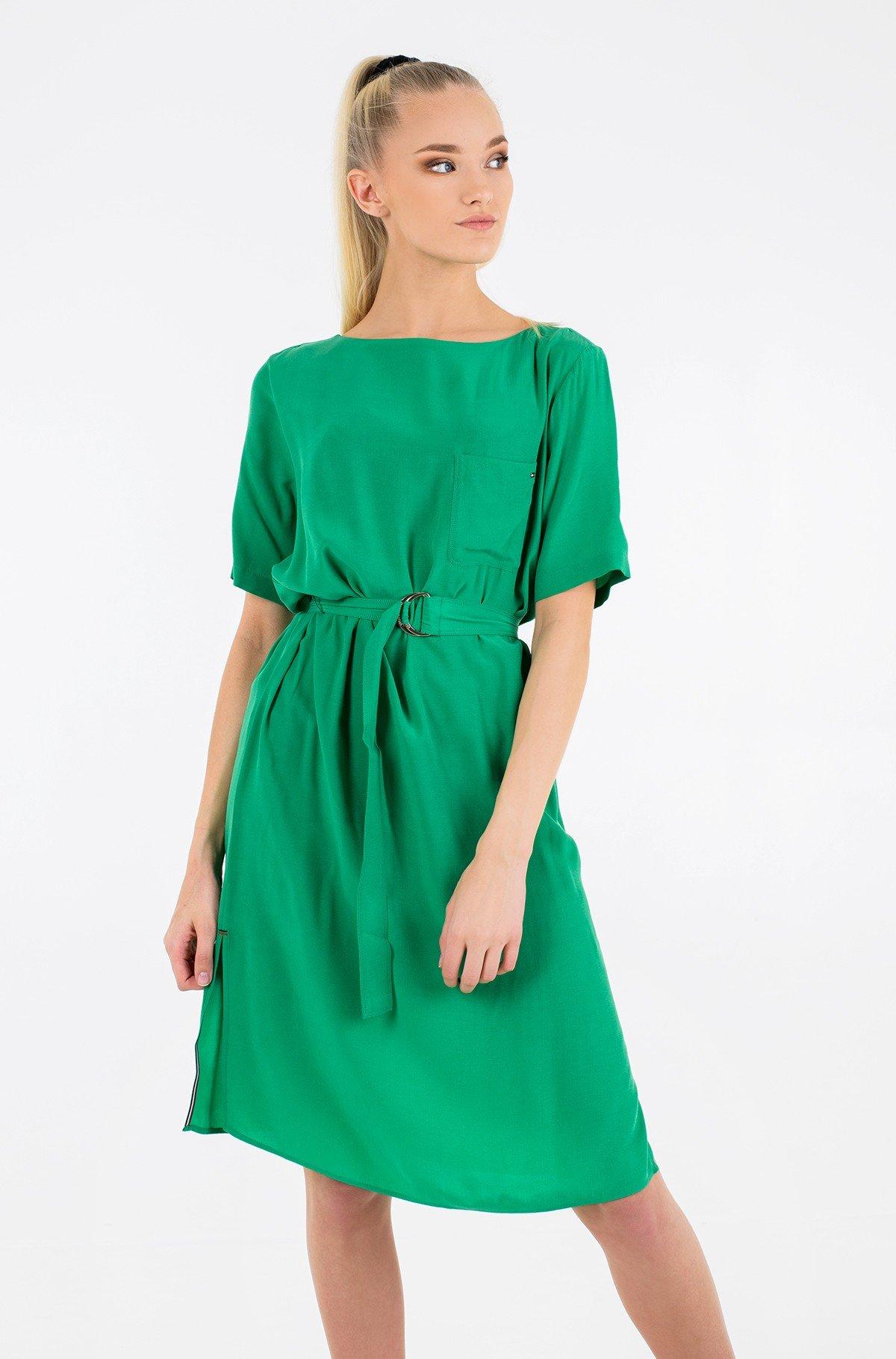 Kleit CUPRO F&F KNEE DRESS SS-full-1