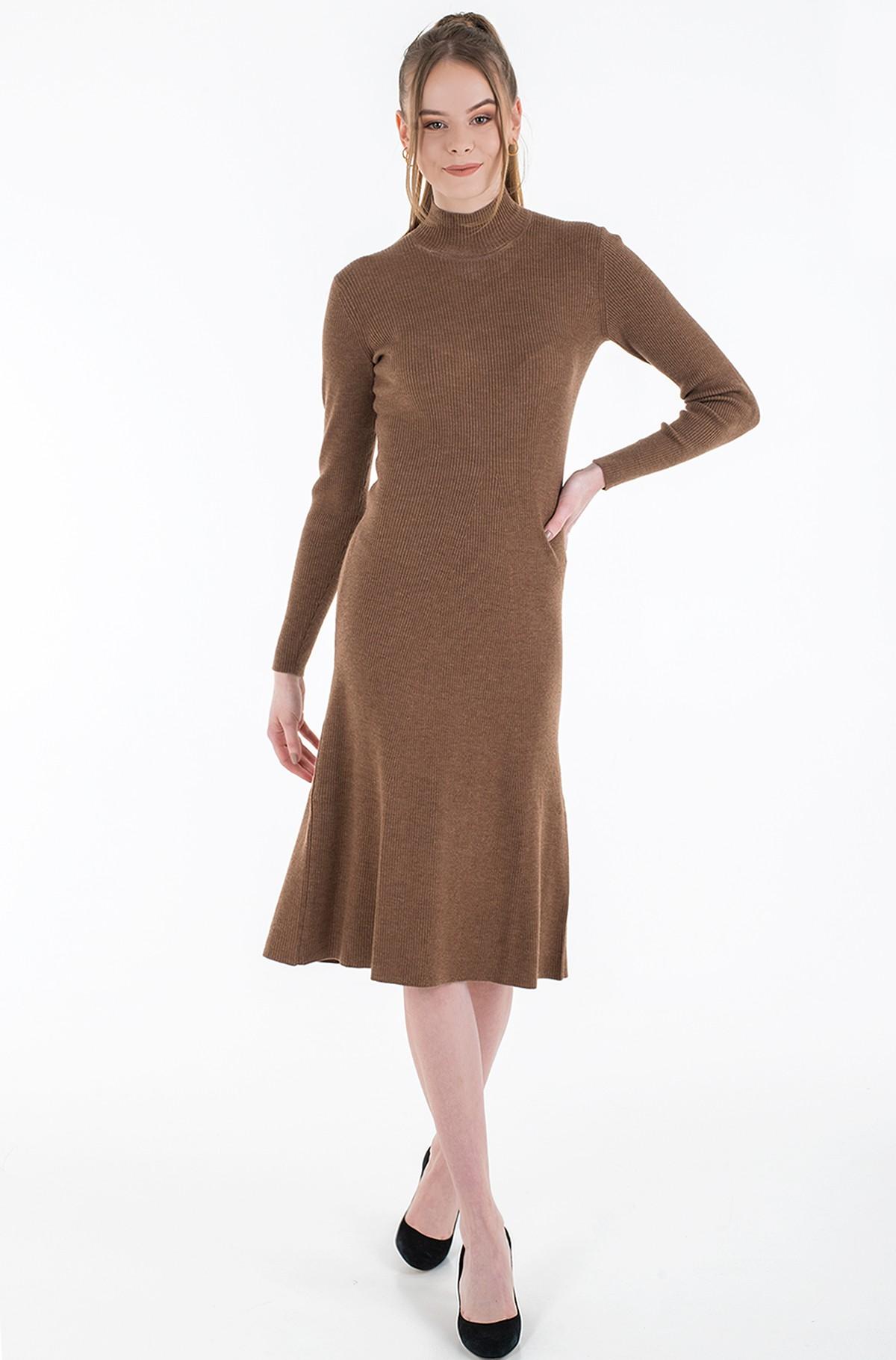 Knitted dress 100169153-full-2