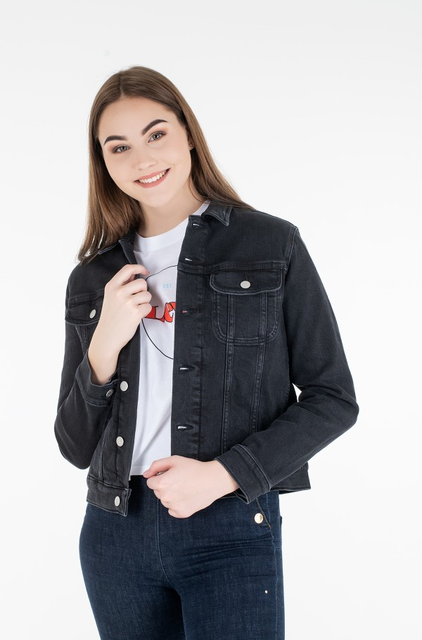 REGULAR 90'S DENIM JACKET-hover