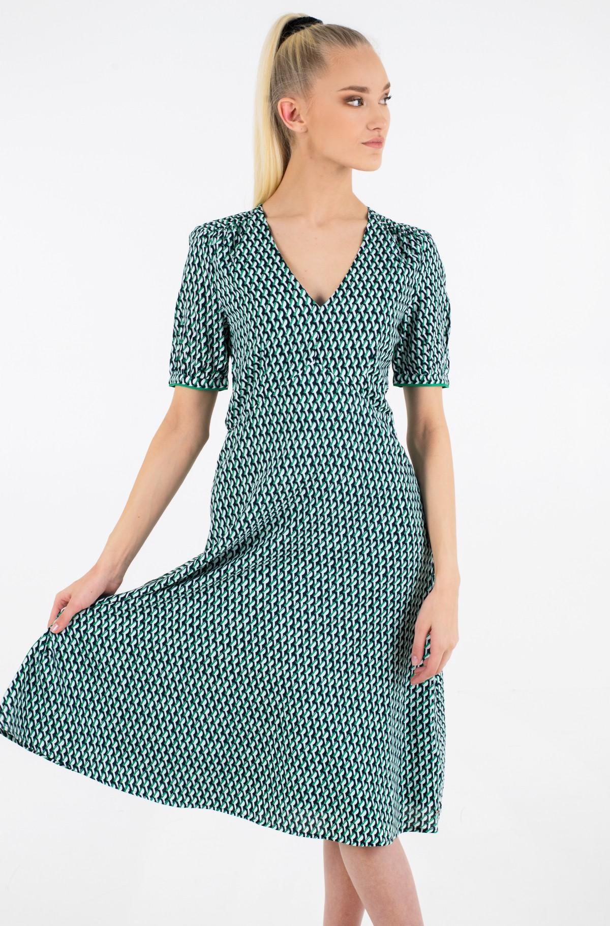 Kleit VIS POPLIN F&F KNEE DRESS SS-full-1
