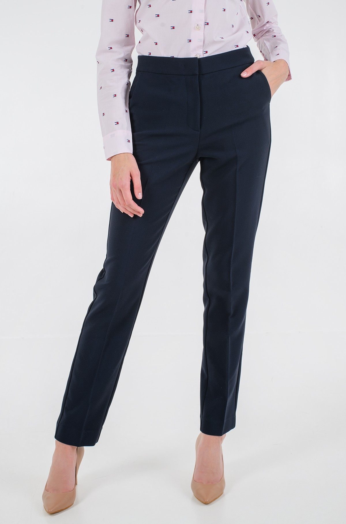 Suit trousers CORE SUITING SLIM PANT-full-1