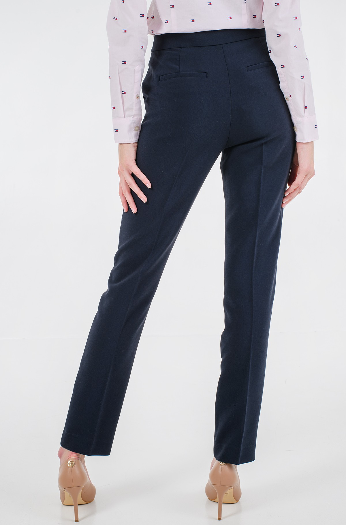 Suit trousers CORE SUITING SLIM PANT-full-2