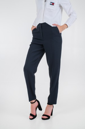 Fabric trousers FLUID TAPERED ANKLE PANT-1