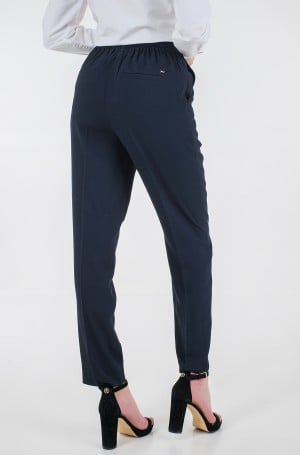 Fabric trousers FLUID TAPERED ANKLE PANT-2