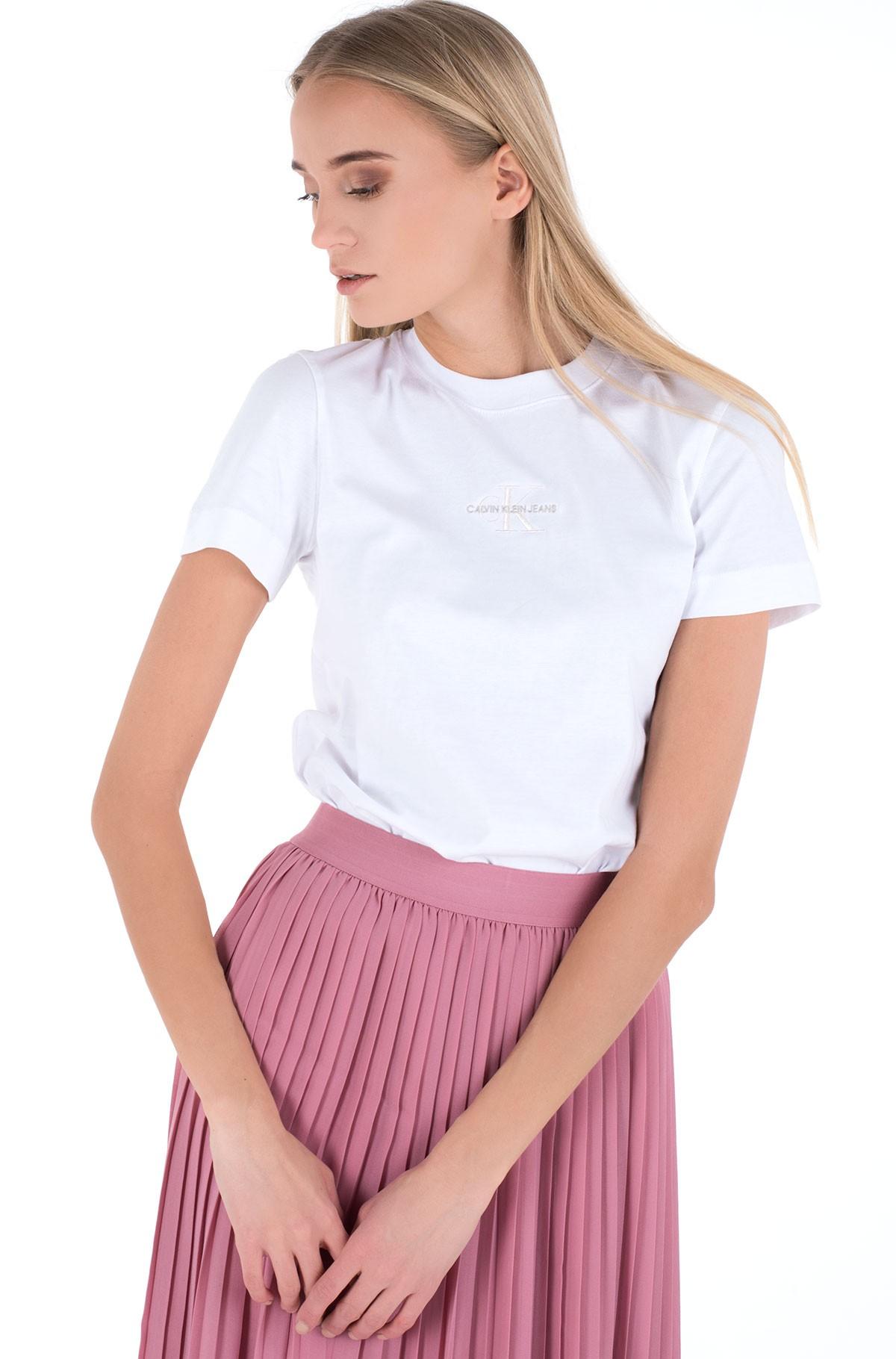 T-shirt MONOGRAM LOGO TEE-full-1