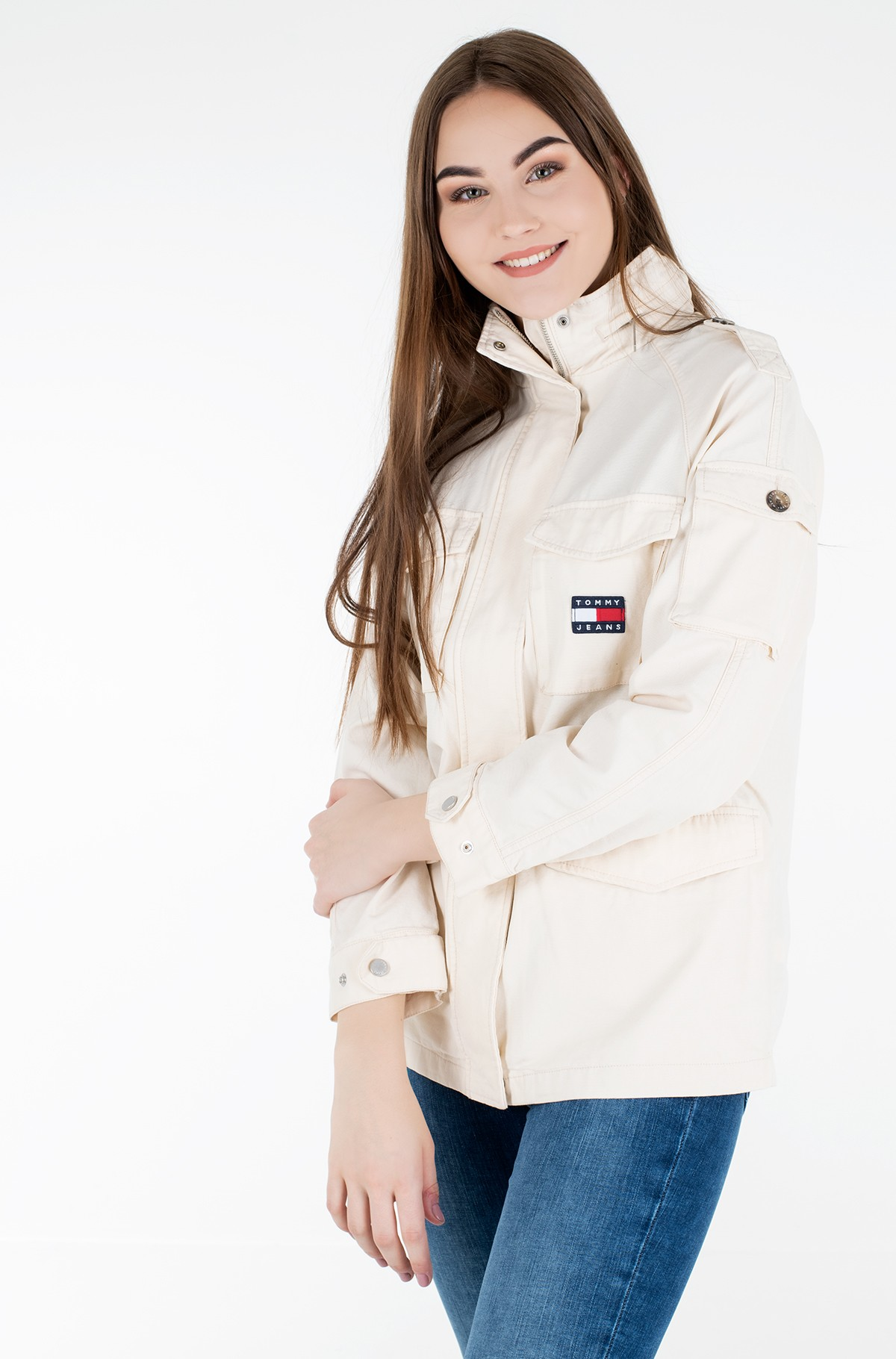 Jaka  TJW COTTON FIELD JACKET-full-2
