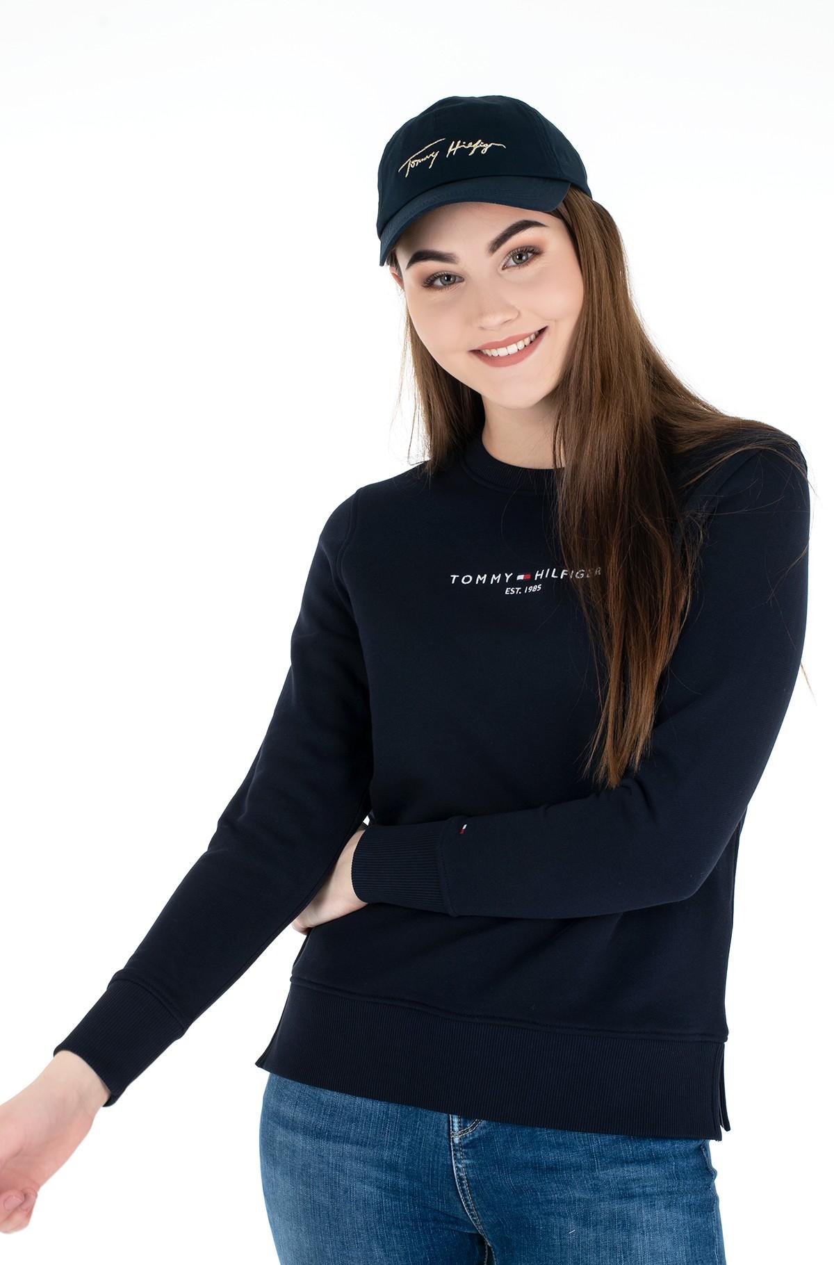 Kepurė su snapeliu  Signature Cap-full-1