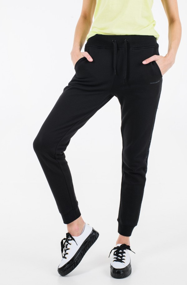 LOGO TRIM JOG PANTS