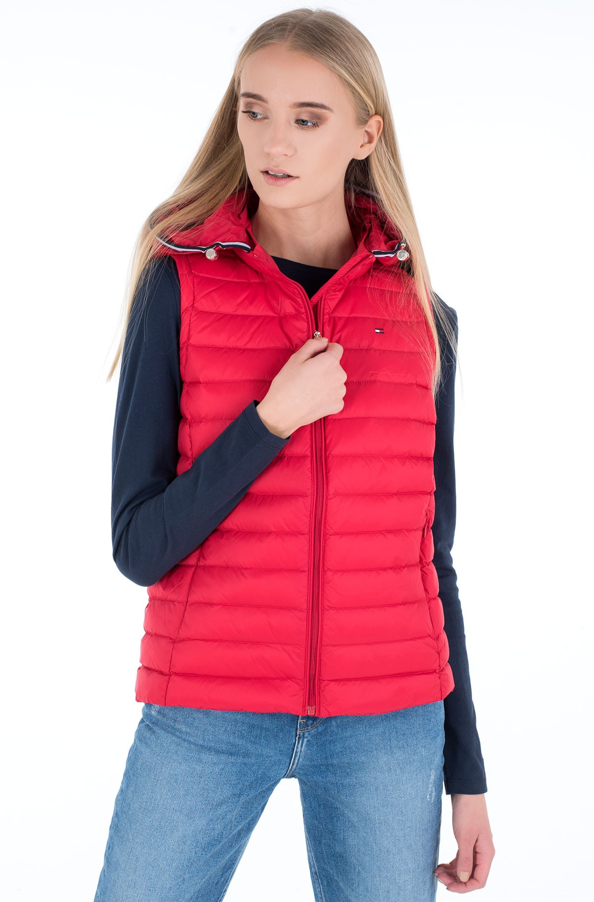 Sulevest TH ESS LW DOWN VEST-full-1