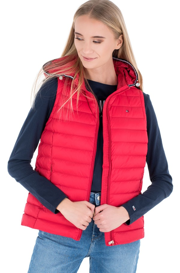 TH ESS LW DOWN VEST-hover