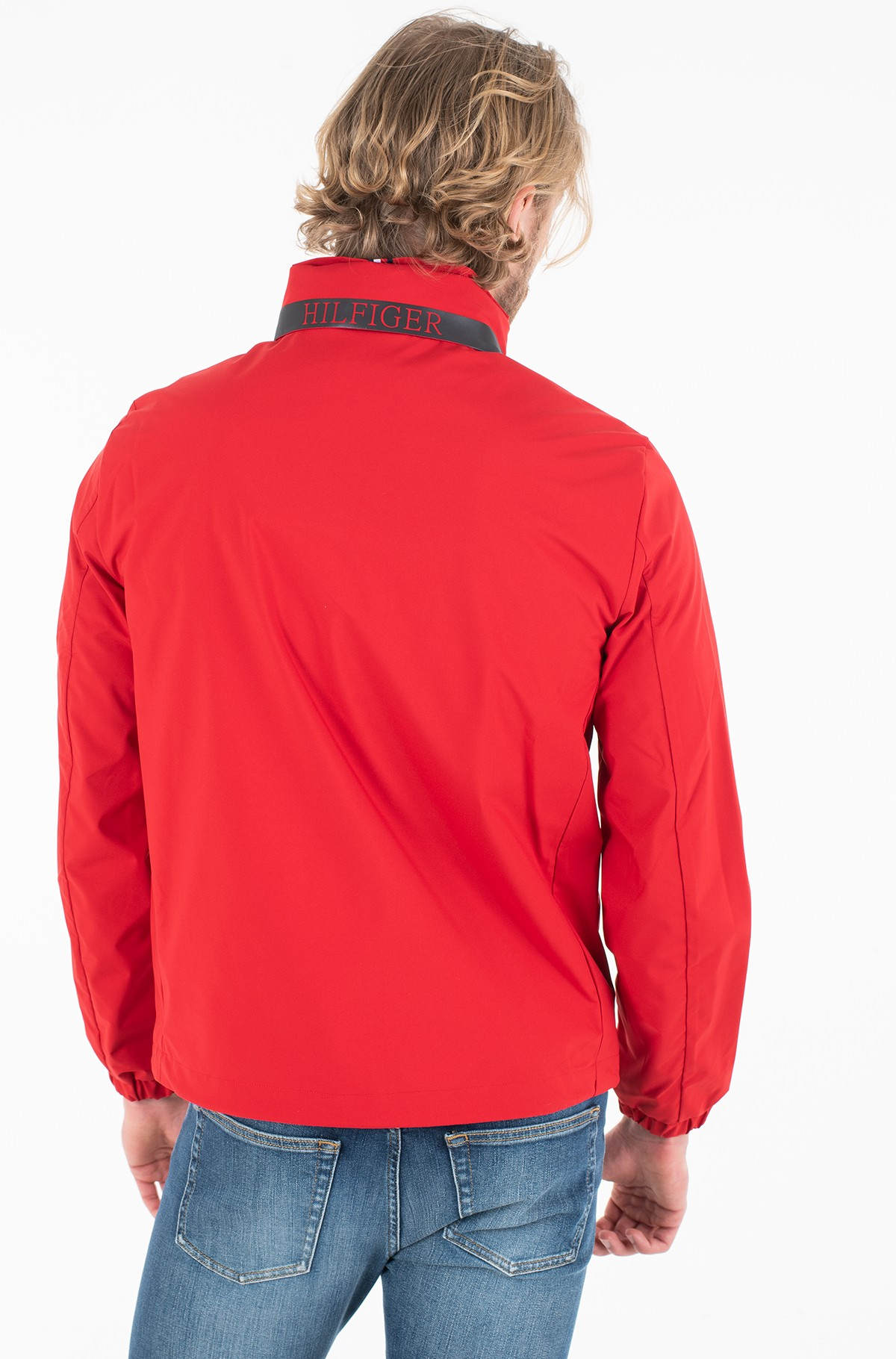 Tuulejope STAND COLLAR JACKET -full-3