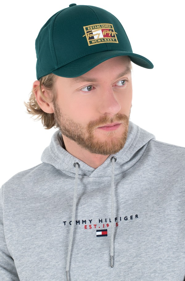 TH PATCH SIGNATURE CAP