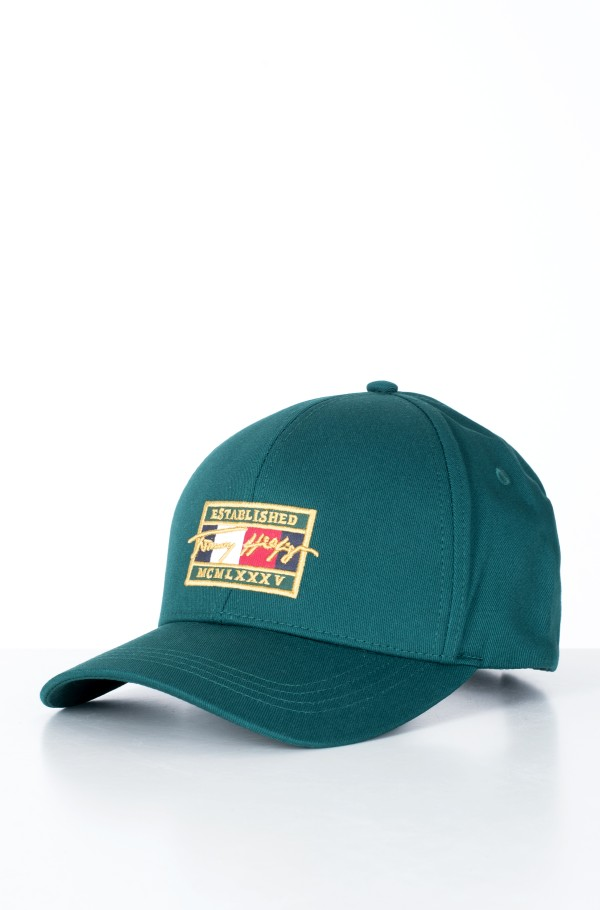 TH PATCH SIGNATURE CAP-hover